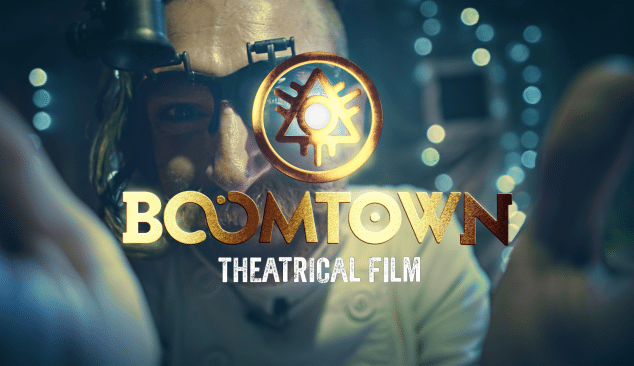 Boomtown CH9 official 'Theatrical Film'