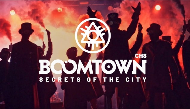 Boomtown CH8 'Secrets of the City' 2016 official video