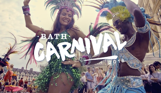 Bath Carnival 2018 Official Video