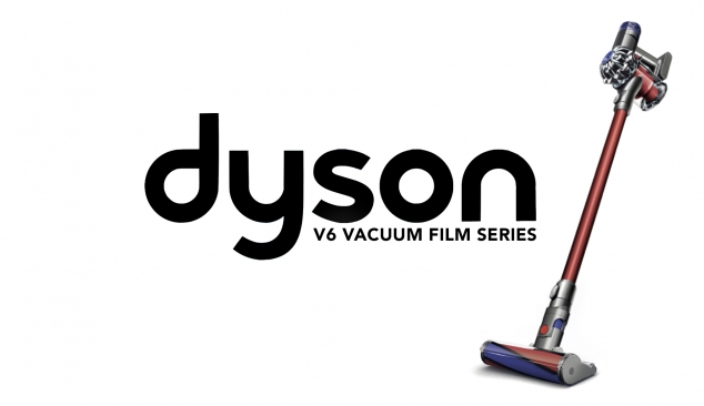 Dyson V6 Vacuum – on-line promotional video series