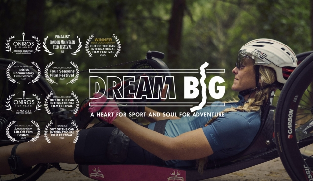 'Dream Big' Mel Nicholls' attempts the LeJog World Record.