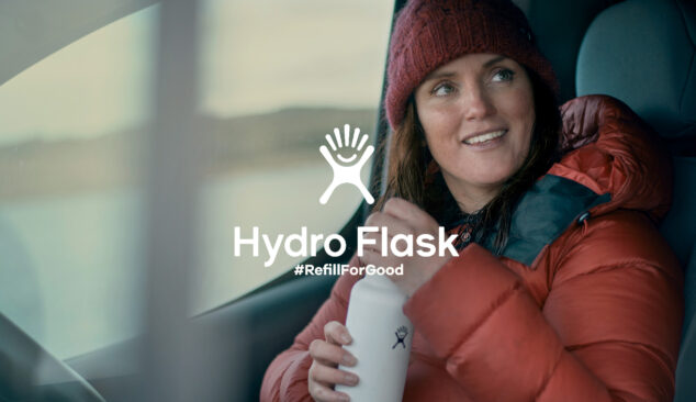 HYDROFLASK – #RefillForGood  campaign – ft Laura Sanderson