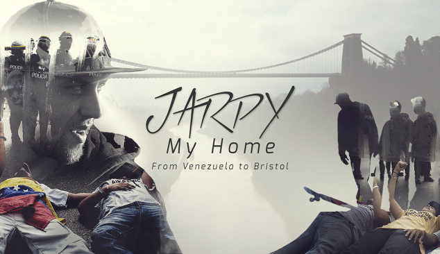 J A R P Y – My Home from Venezuela to Bristol – A Venezuelan longboarder finding peace and love away from the chaos in Bristol