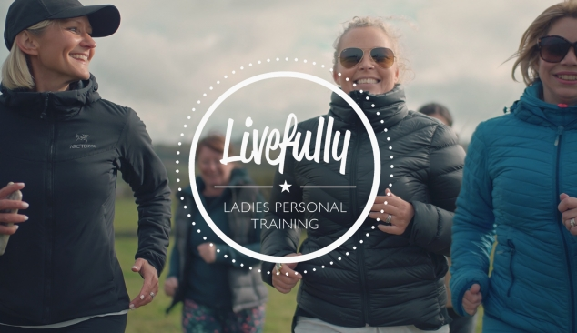 LiveFully 'Ladies Personal Training' promotional video