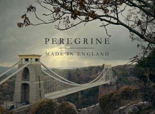 Peregrine 'Made in England' Autumn 2018. Director, Cam Op.