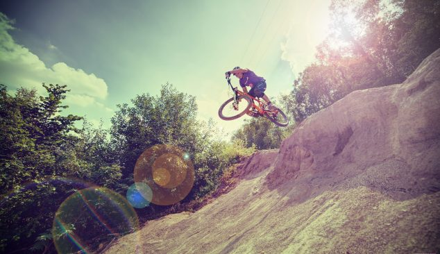Chris Smith – MBUK Magazine, One Bike Fits All.