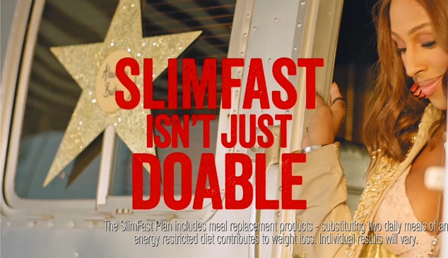 SlimFast Marketing Strategy presentation
