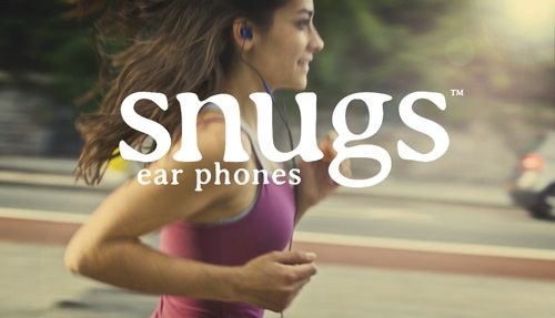 Snugs earphones