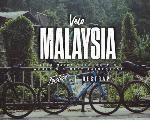 Velo Malaysia. Camera Operator. Producer/Director.