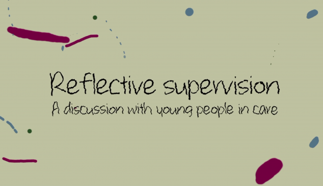 VOTYP Reflective Supervision information 2D animation video