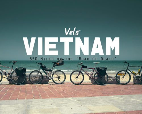 Velo Vietnam. 650 miles on the 'Road of Death'. Director, Camera Operator. PD.